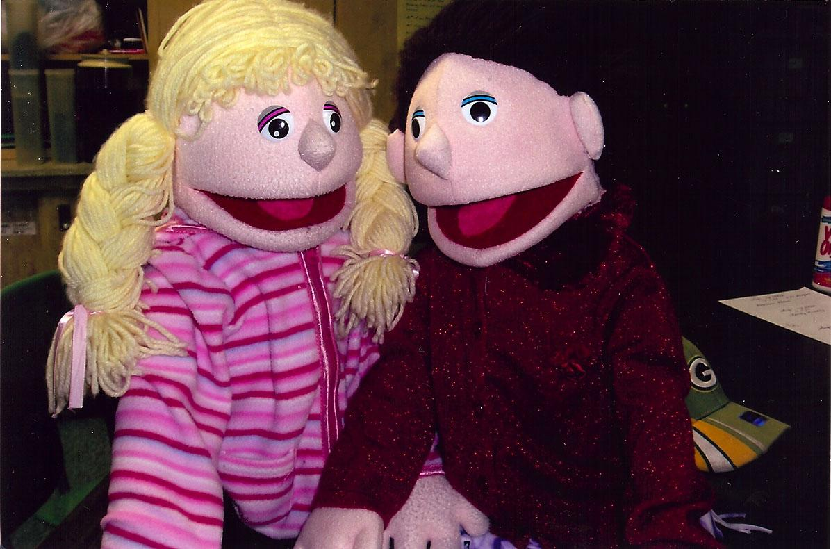 Puppets_Pig_tails